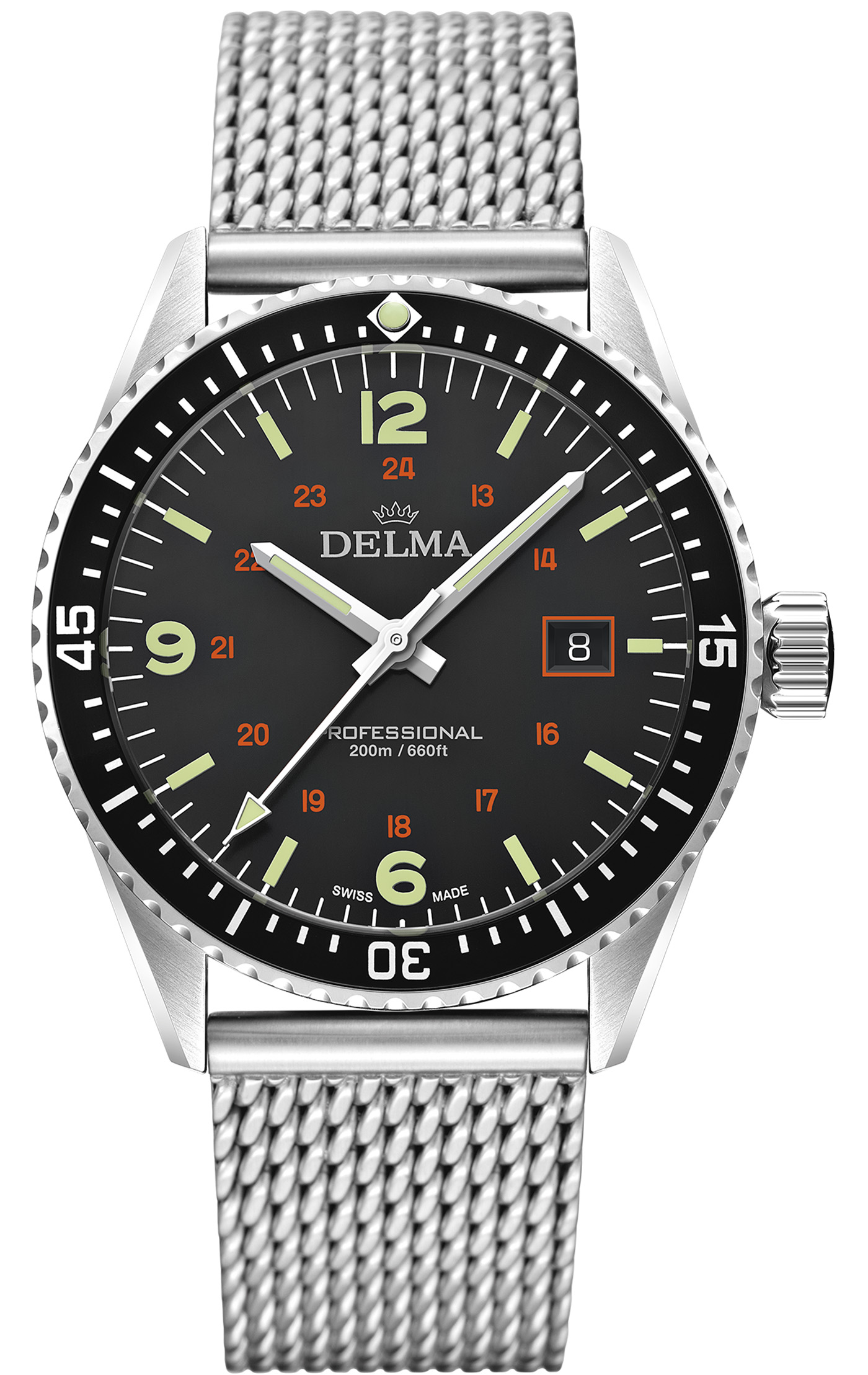 Delma представляет серию Cayman Field Watch