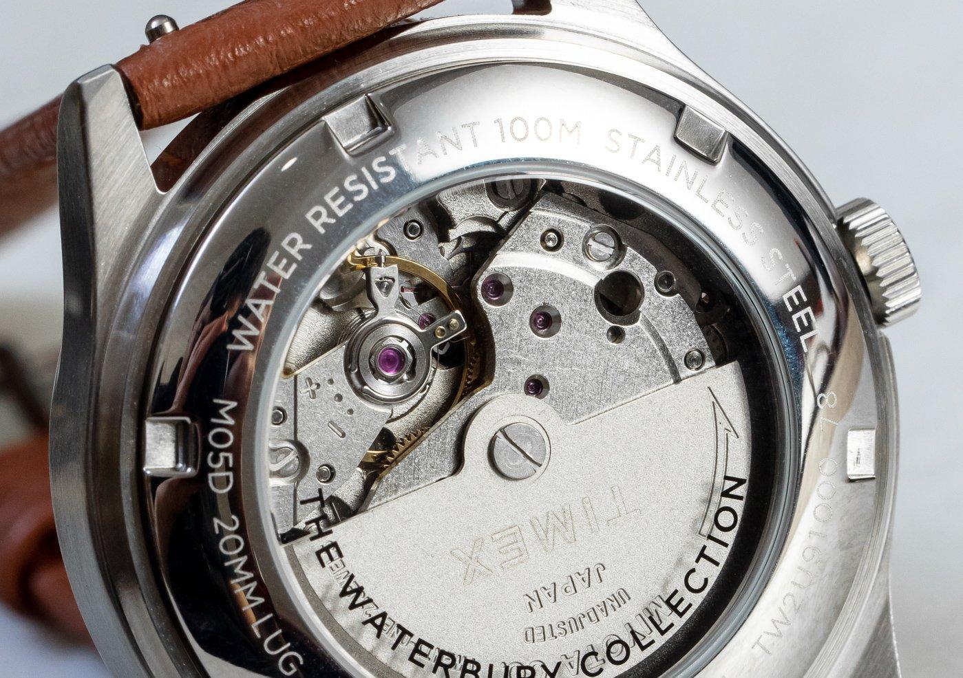 Обзор часов: Timex The Waterbury Traditional Automatic