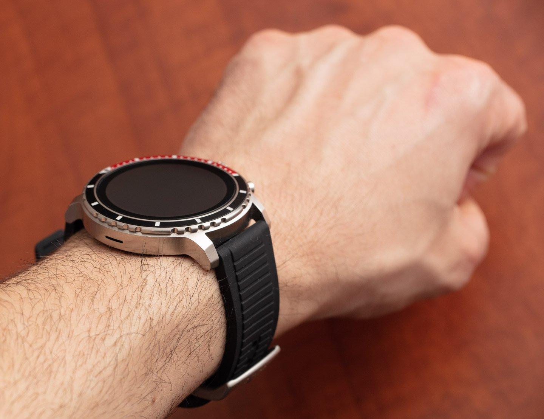 Разбираем новинку смарт часов: Citizen CZ Smart с ОС Google Wear