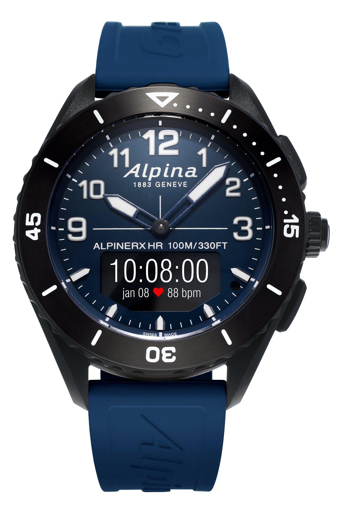 Alpina AlpinerX Alive: сочетание красоты и функциональности