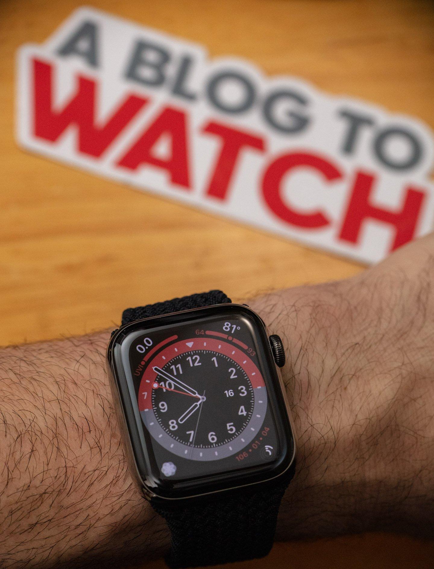 """Удобство работы с Apple Watch Series 6 и ограничение Apple в отношении """"оздоровительных устройств"""""""