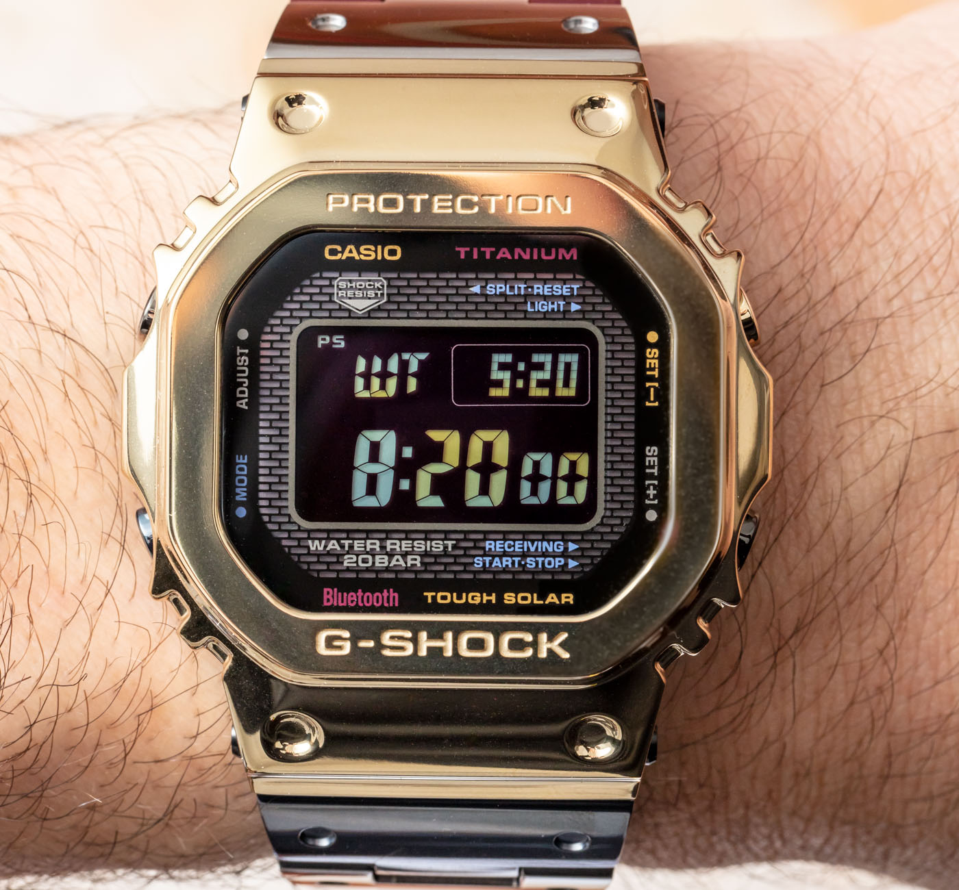 Casio представила часы ограниченной серии G-Shock