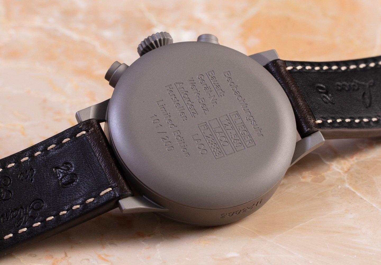 Обзор часов: хронограф Laco Munchen Pilot's Chronograph