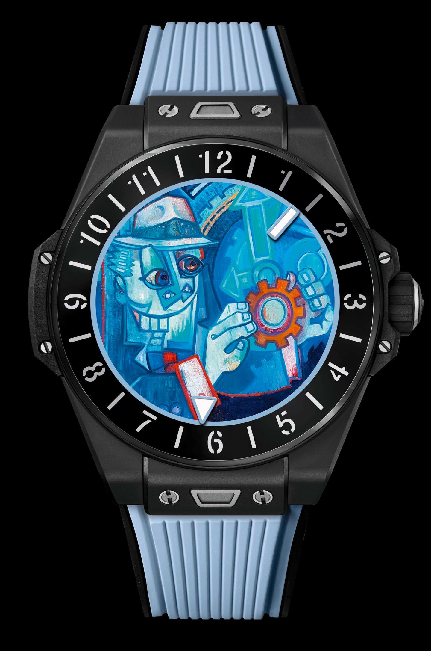 Hublot представляет умные часы Big Bang e