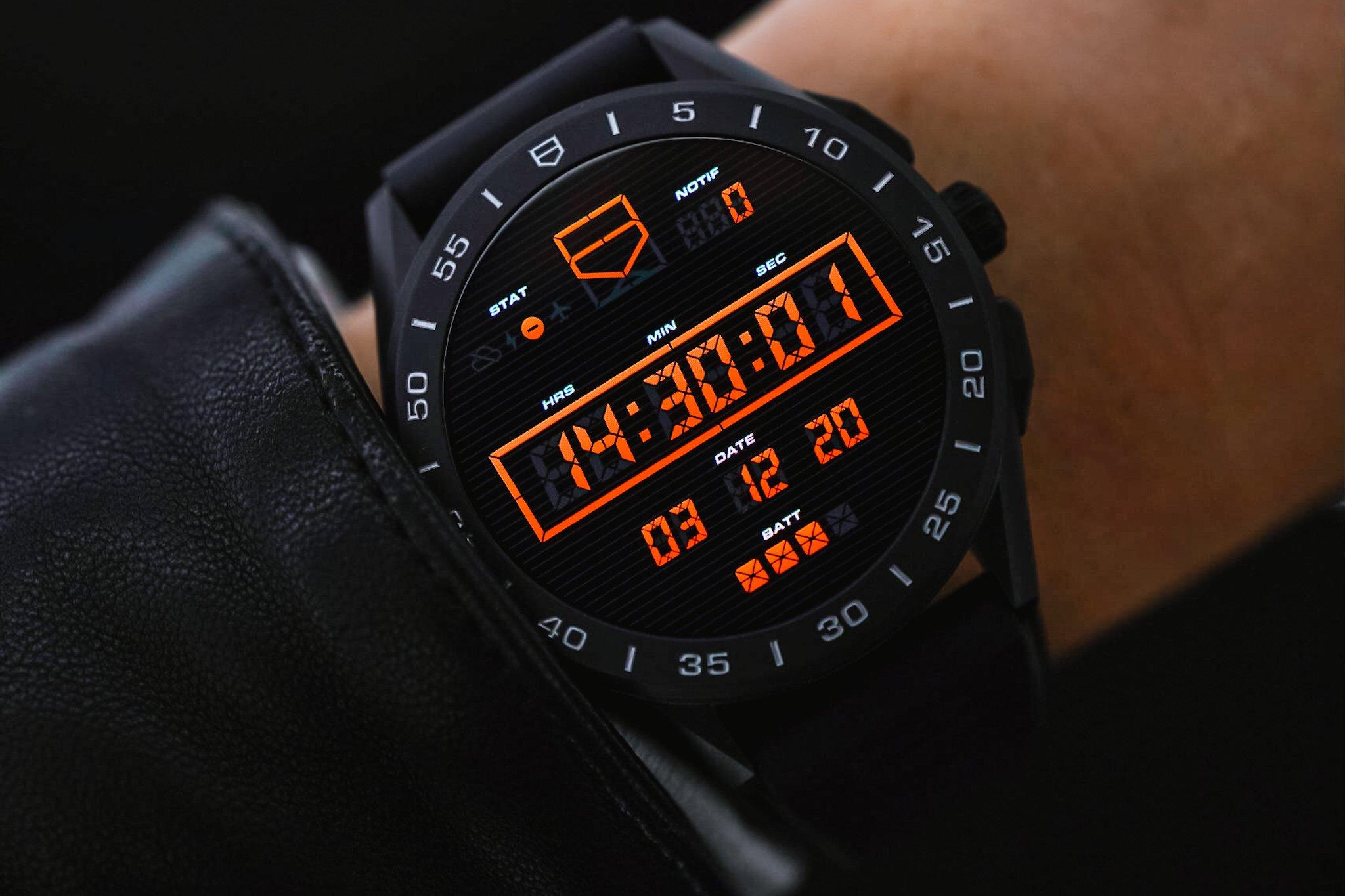 Умные часы TAG Heuer Connected на 2021 год подчеркивают роскошный стиль для современных пользователей