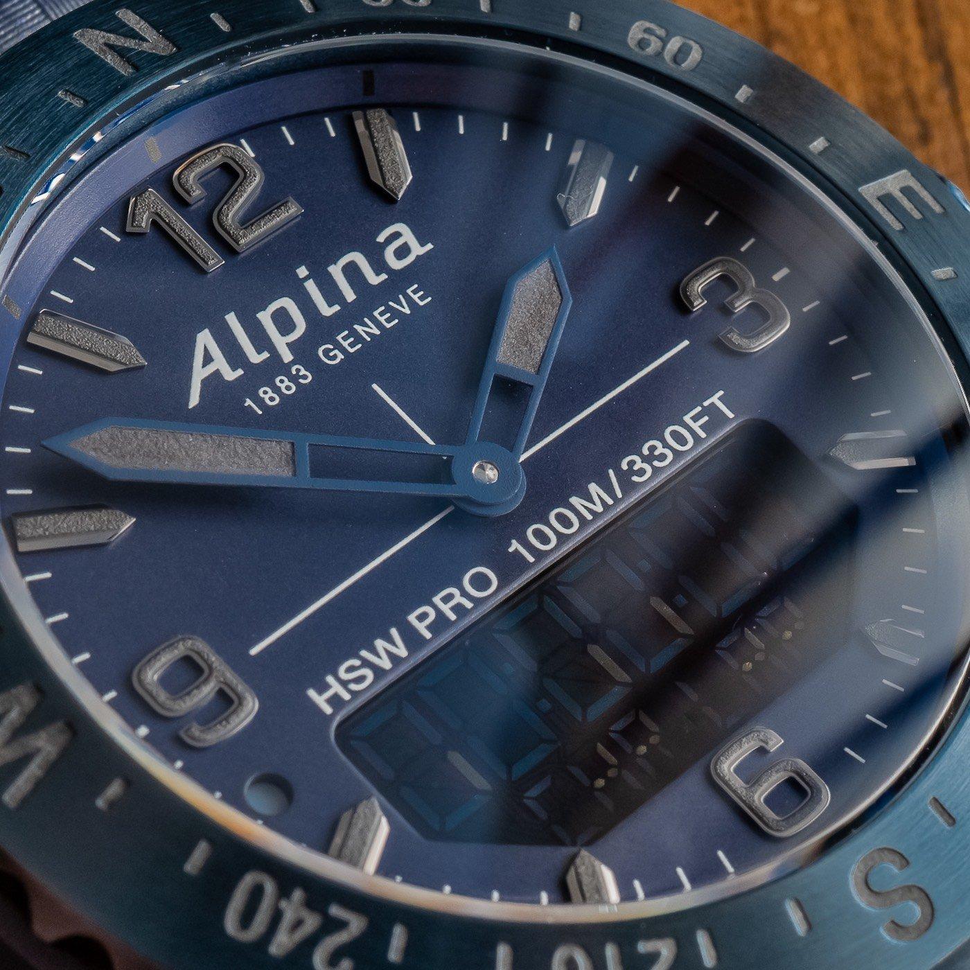 alpina alpinerx space