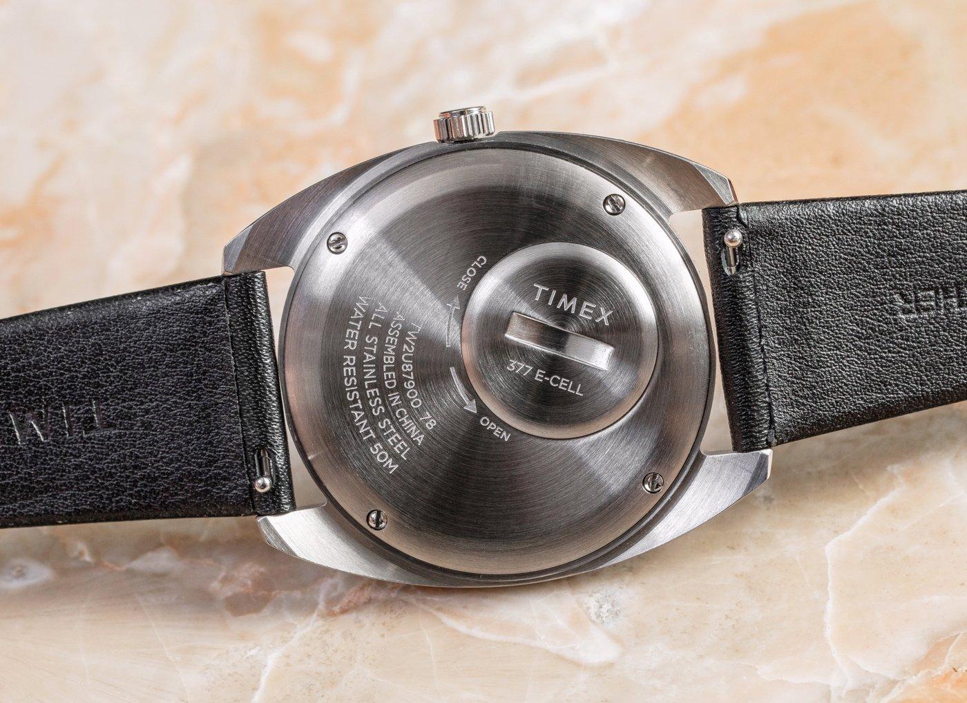 Винтажные часы за приятную стоимость: Q Timex 1978 Reissue Day-Date