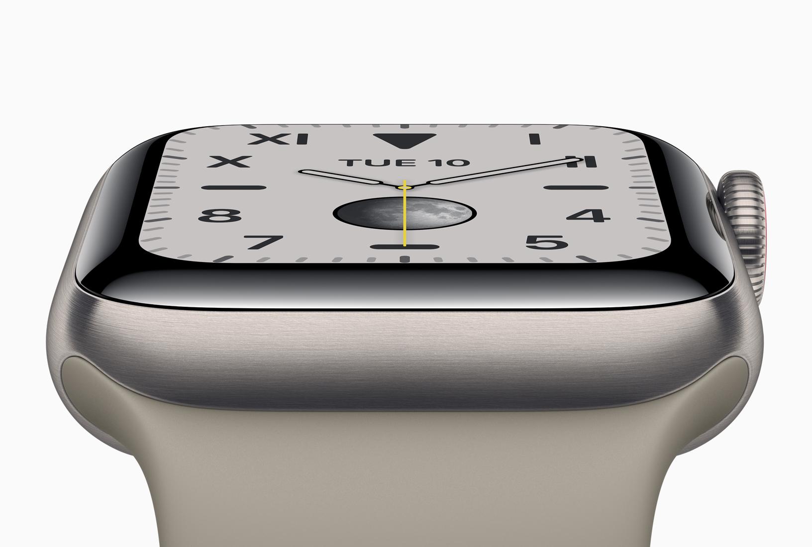 Apple Watch Series 5 - возможности и функции одних из самых популярных смарт-часов