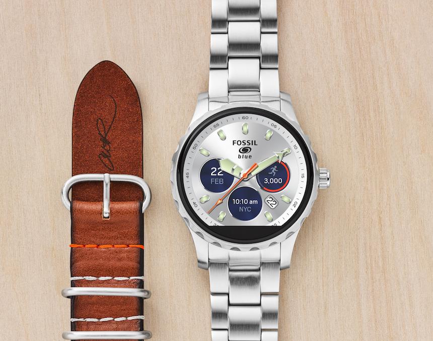 Ископаемые-гибридные-умные часы