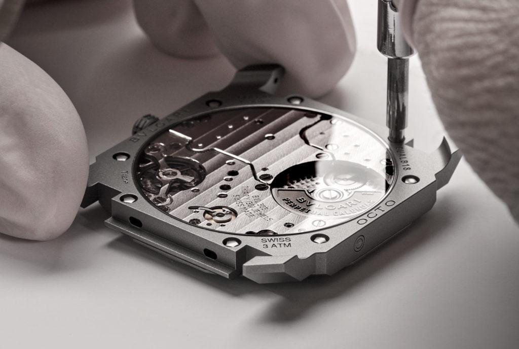 BVLGARI представляет новые часы Octo Finissimo Perpetual Calendar