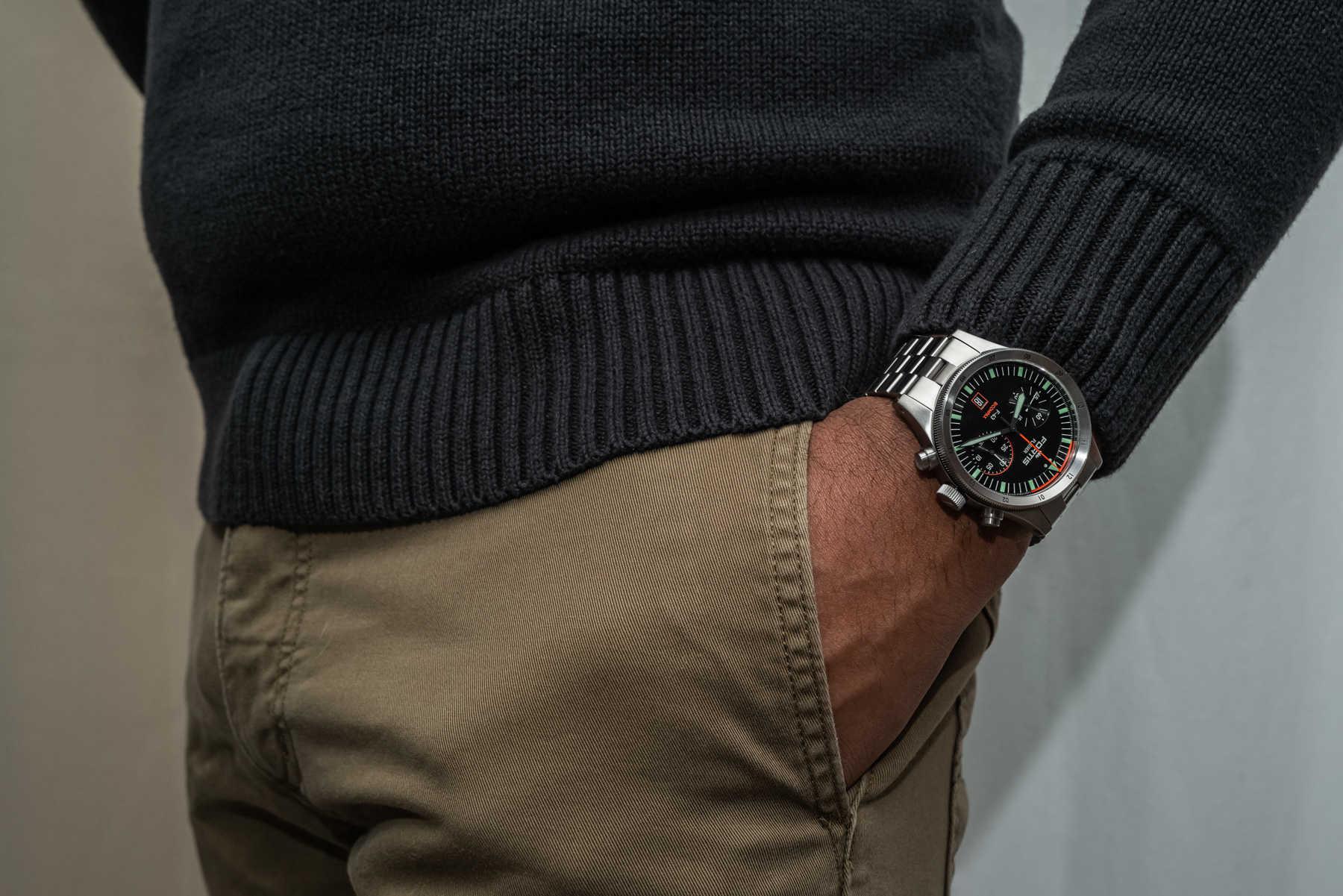 Собственноручно: коллекция часов Fortis Flieger