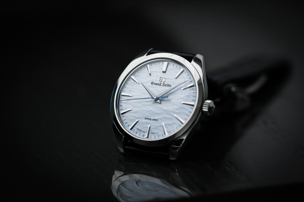 Grand Seiko выпускает часы коллекции Elegance SBGY007 'Omiwatari'