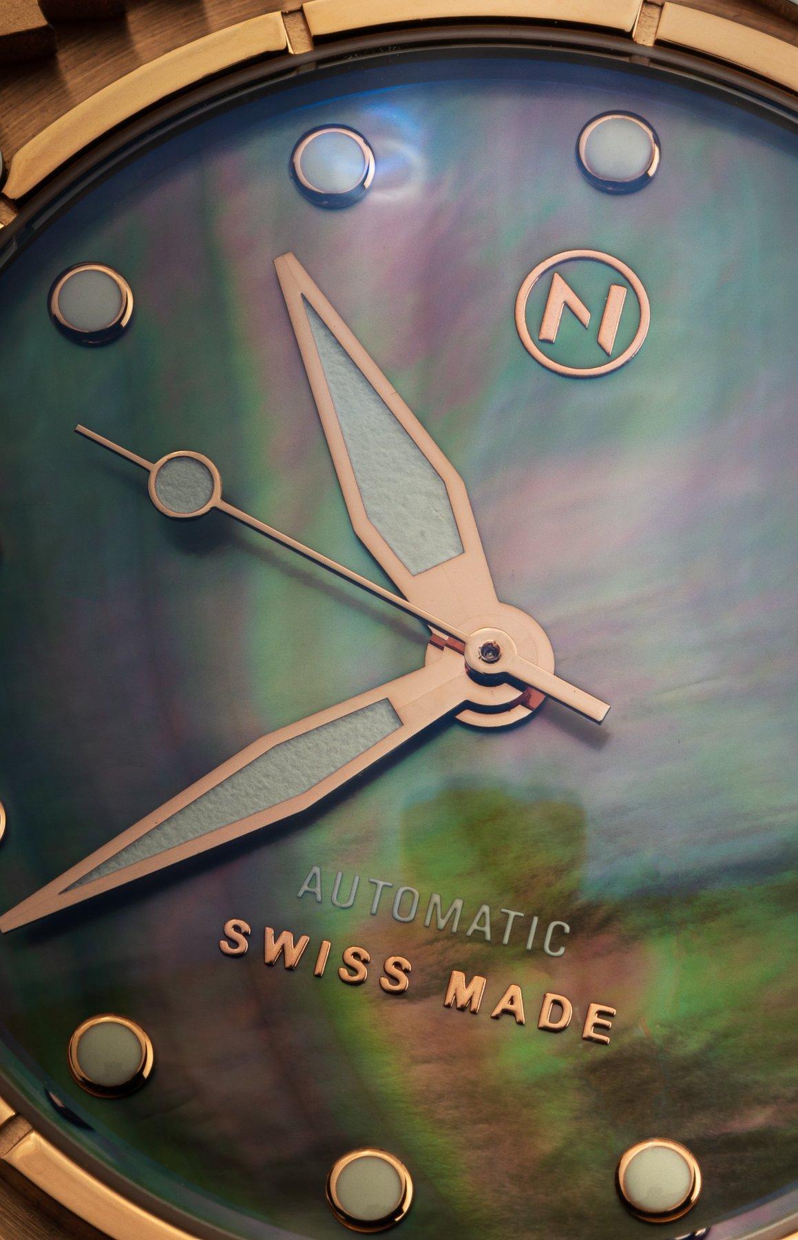 Новые часы Trident от NOVE с автоподзаводом и мореходностью