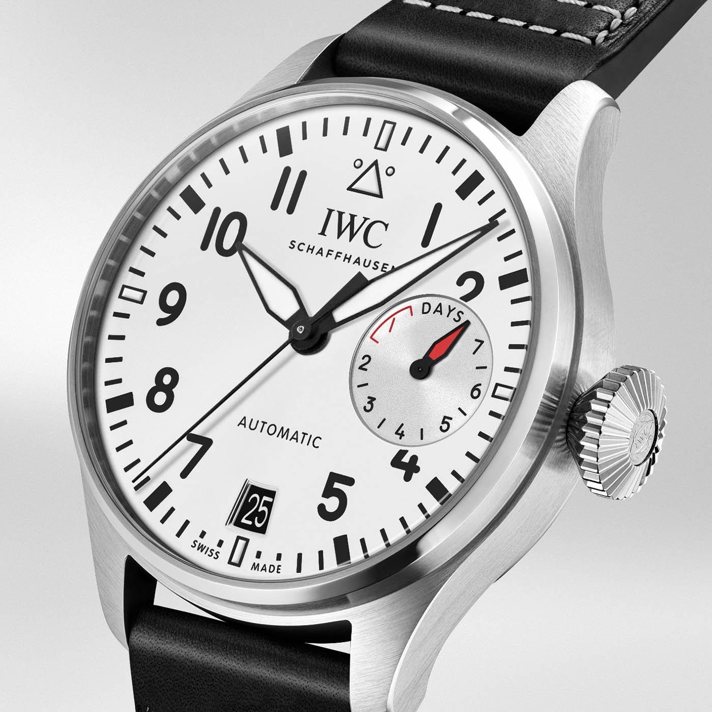 IWC представляет ограниченную серию часов Big Pilot's Watch Edition 'Las Vegas'