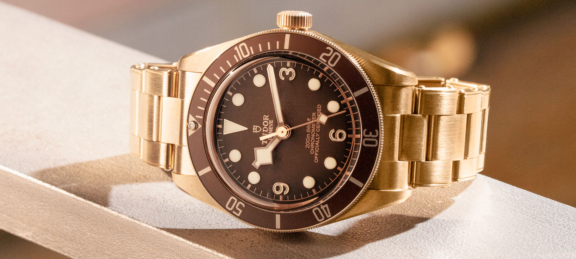 Бронзовые часы Tudor Black Bay Fifty-Eight с новой регулировкой T-Fit