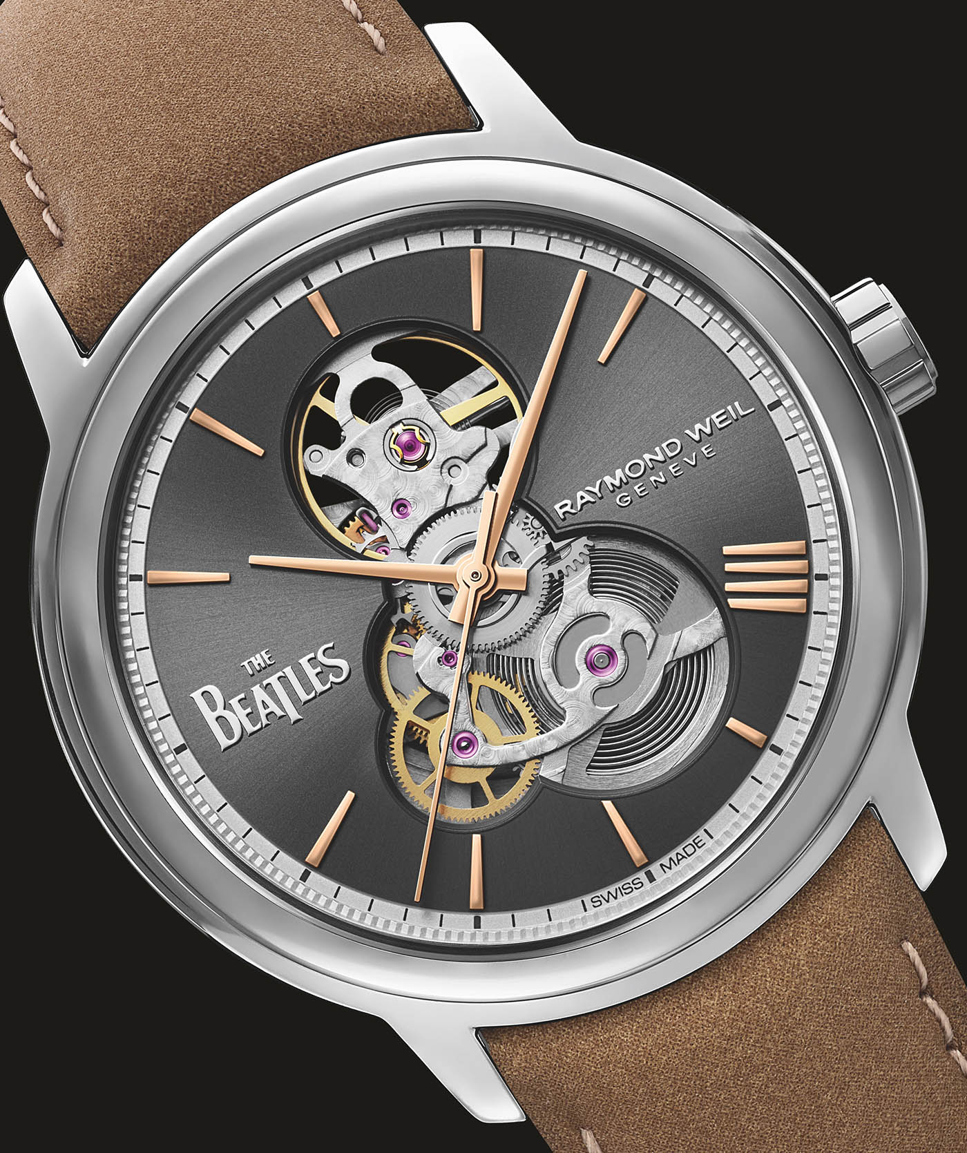 Raymond Weil представляет часы Maestro The Beatles Let It Be ограниченной серии