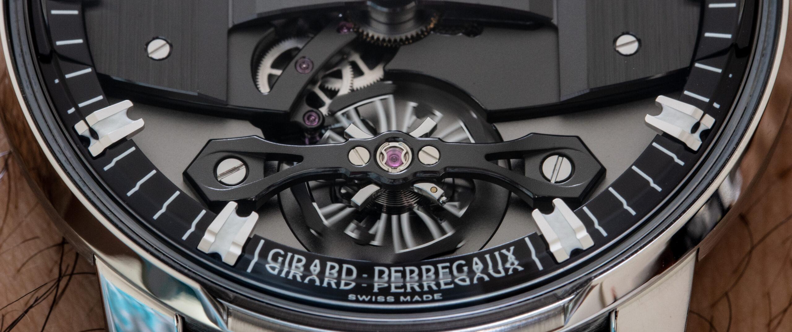 Обзор часов: Girard-Perregaux