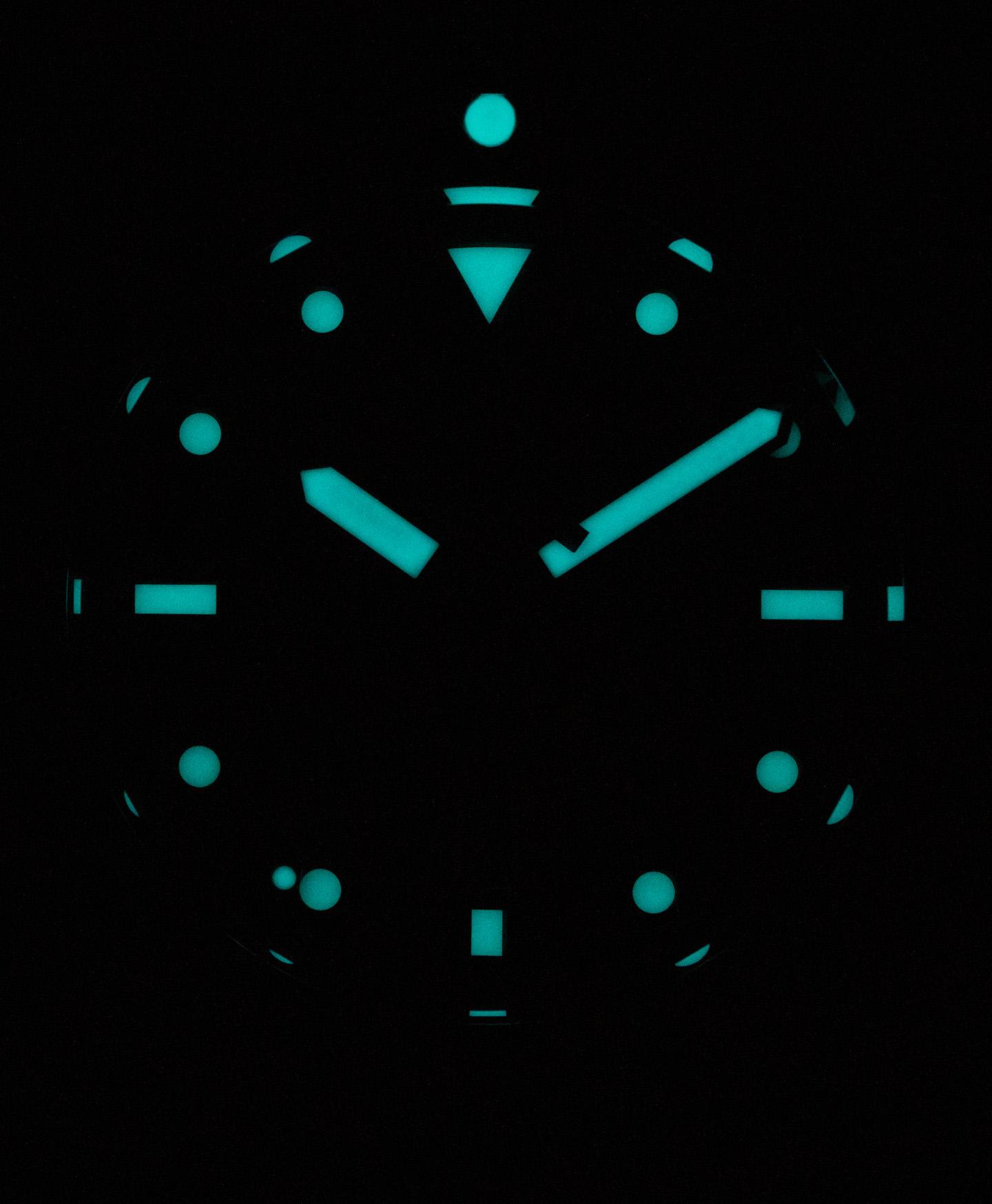 Наручные часы: Tissot Seastar 2000 Professional Powermatic 80 Watch