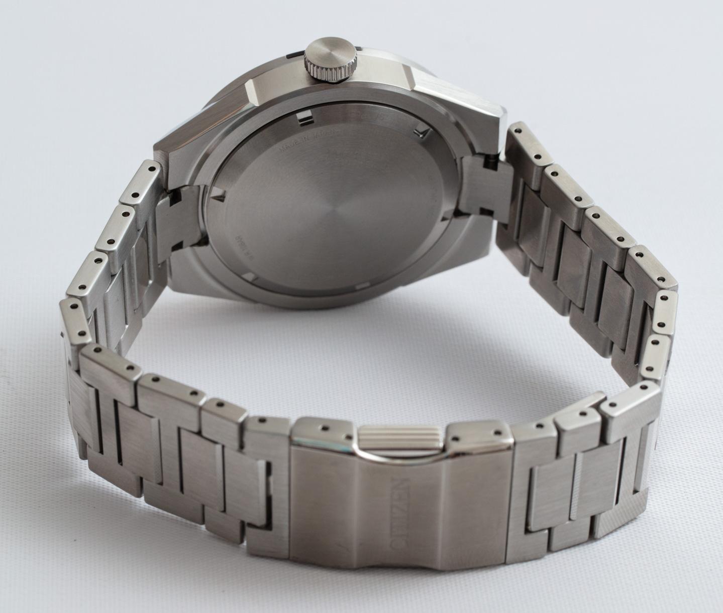 Обзор часов: Citizen Series 8 870 Automatic