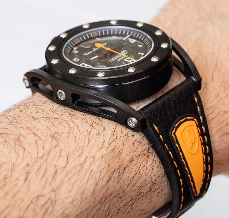 Обзор часов: Tonino Lamborghini Cuscinetto R Automatic