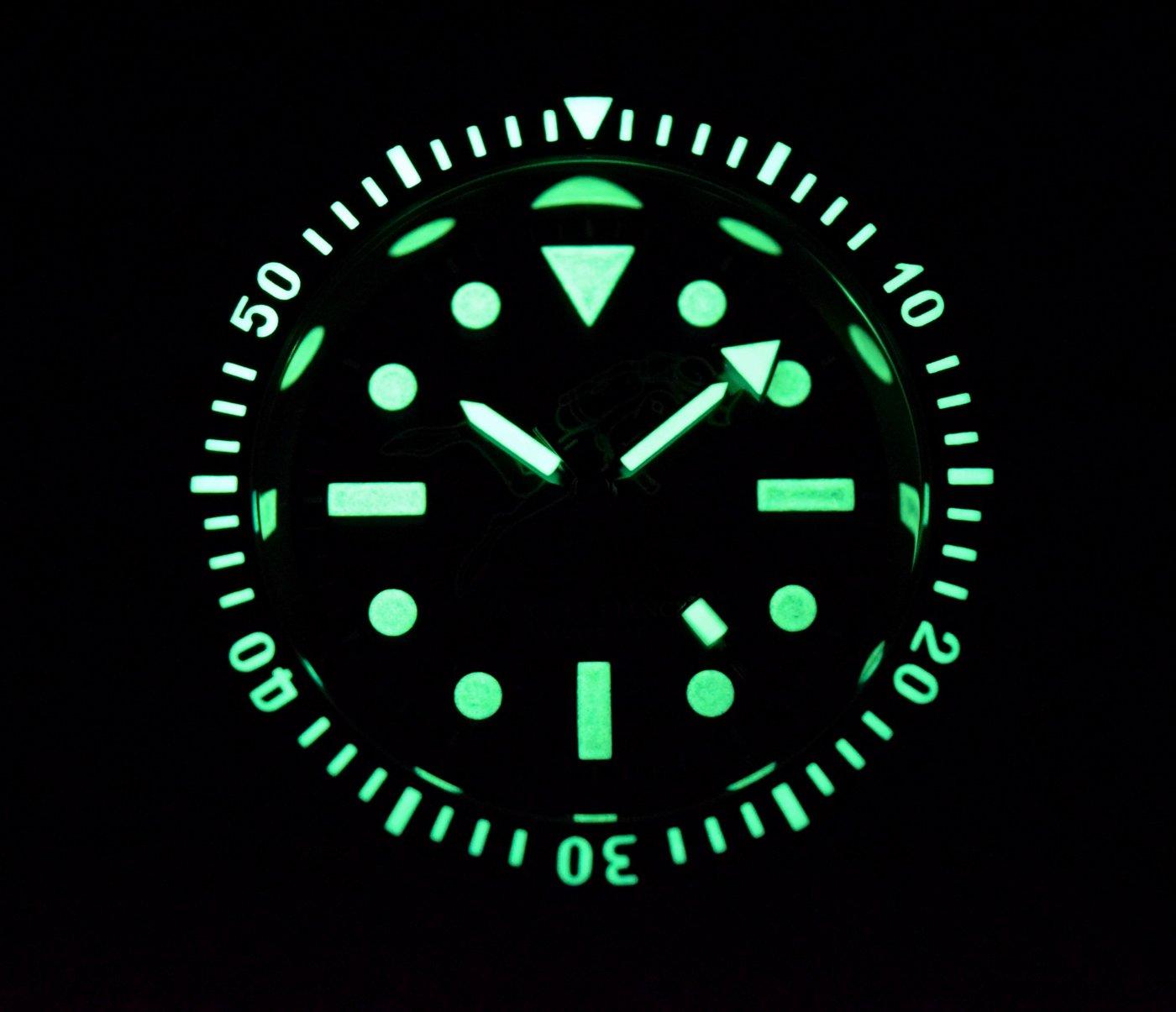 Обзор часов: Jacques Bianchi JB200