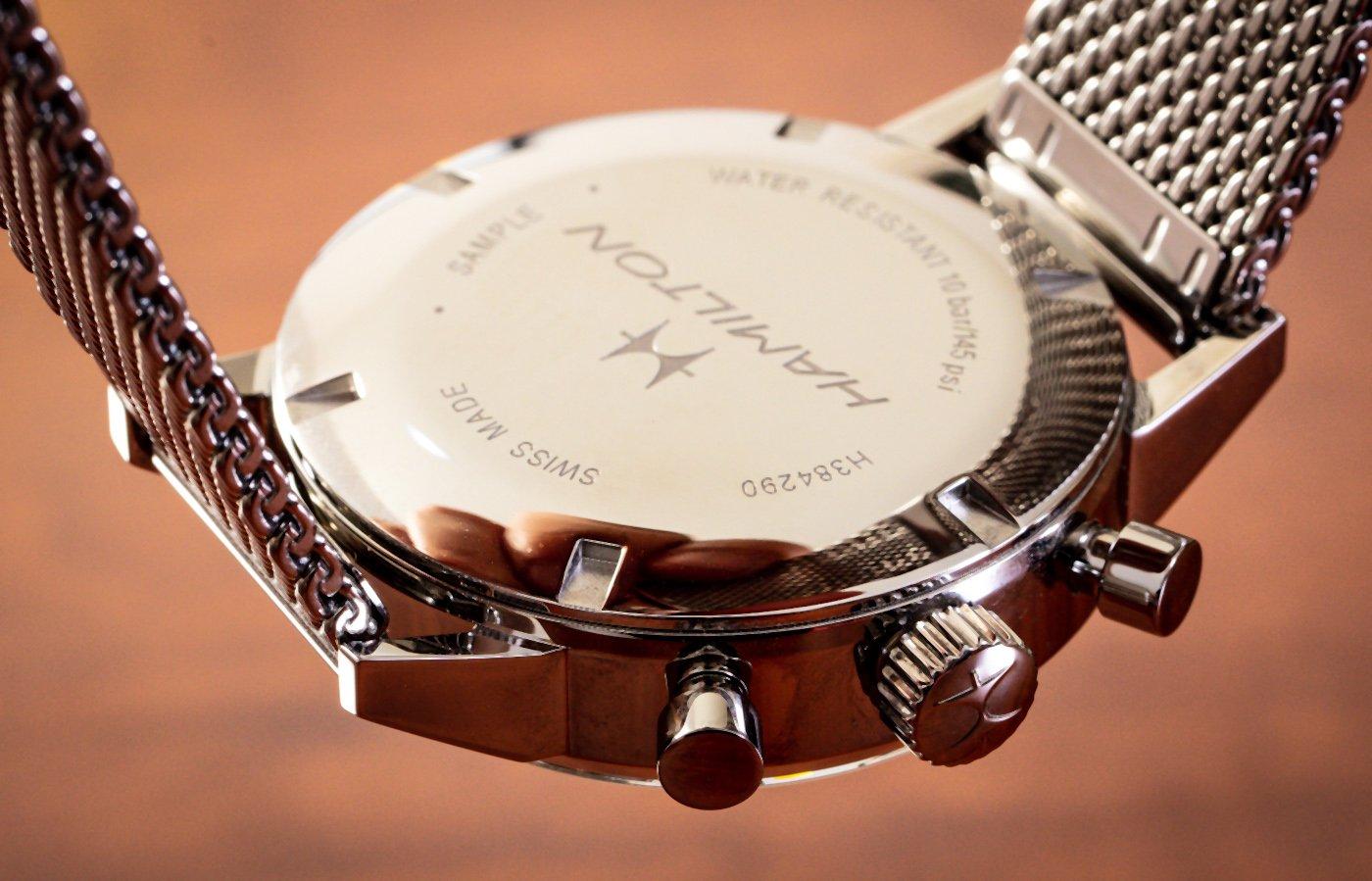 Обзор часов: Hamilton Intra-Matic Chronograph H
