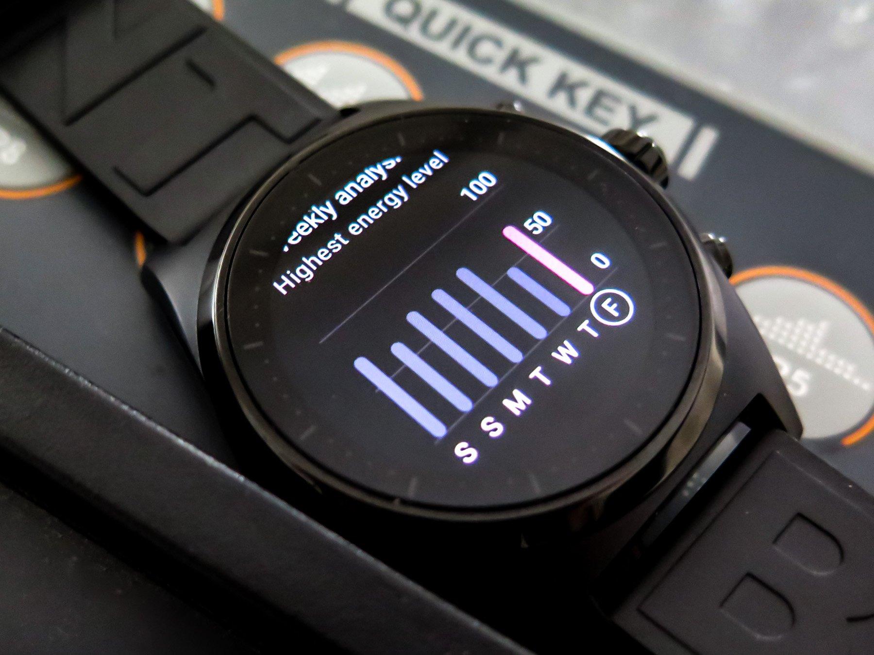 Обзор умных-смарт часов: Montblanc Summit Lite Smart