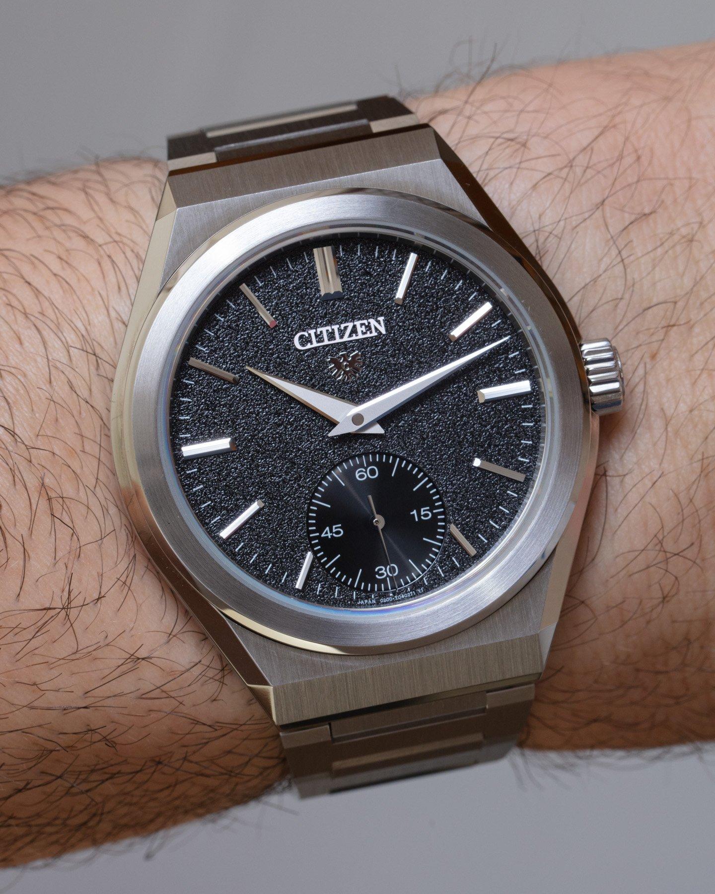 Обзор часов: Citizen Caliber 0200 Automatic