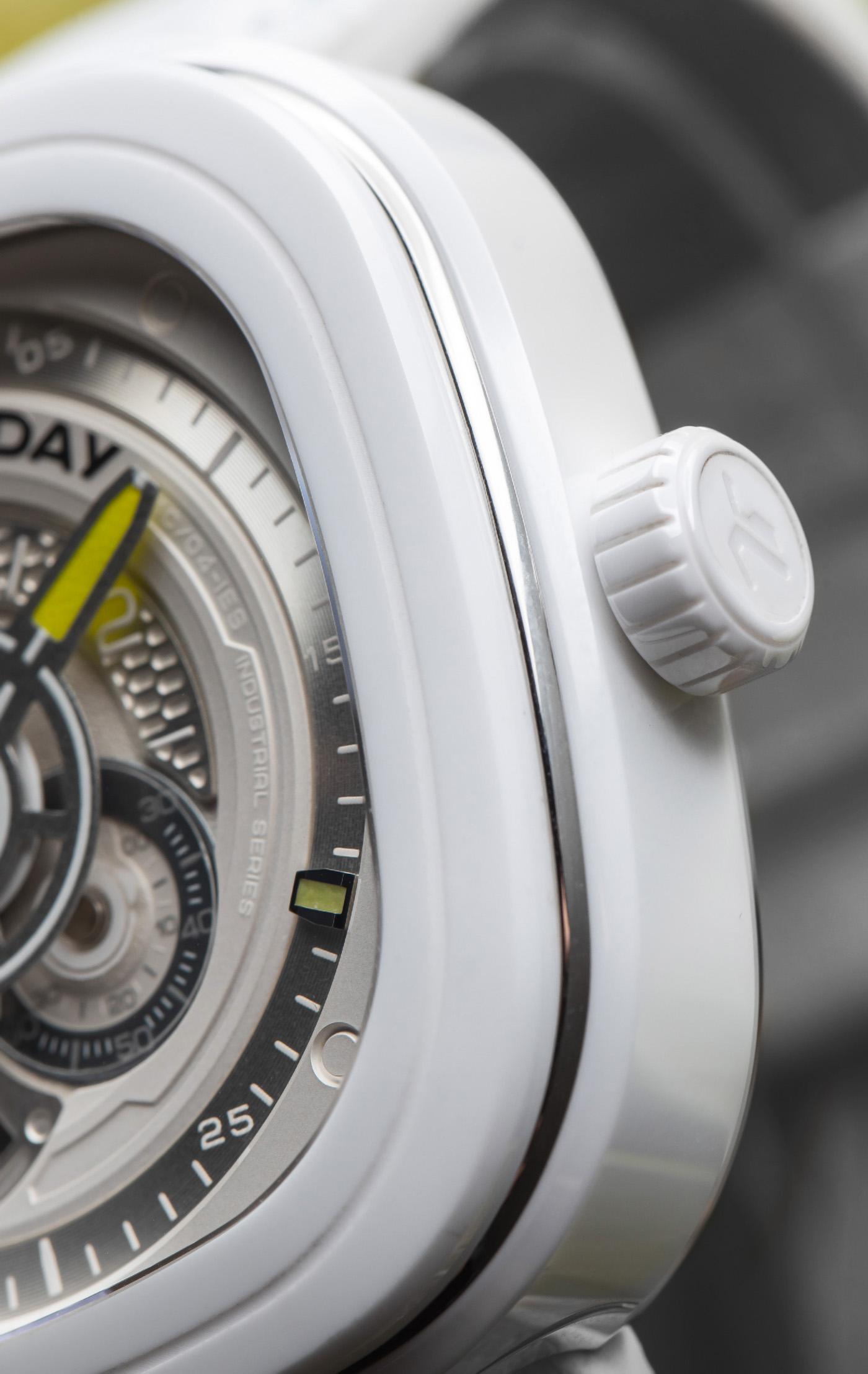 SevenFriday представляет часы P1C / 04 Caipi