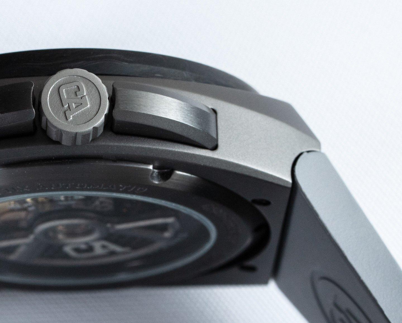 Обзор часов: Creux Automatiq Ghost V3 Mono