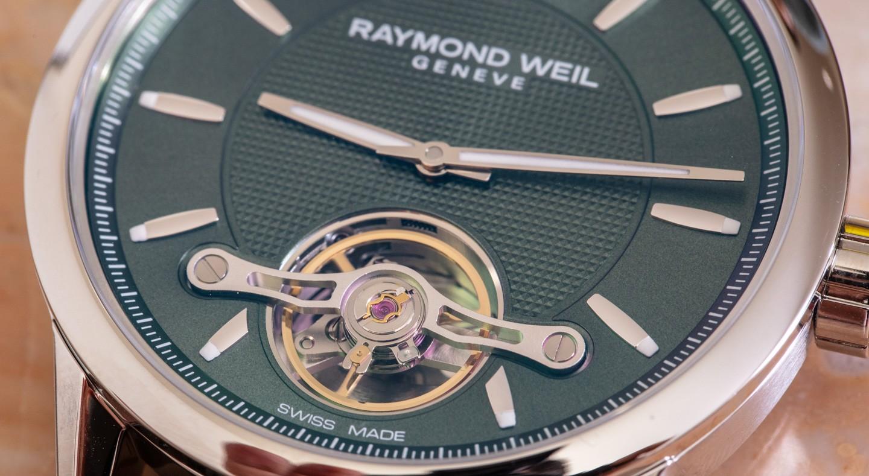 Обзор часов: Raymond Weil Freelancer RW1212