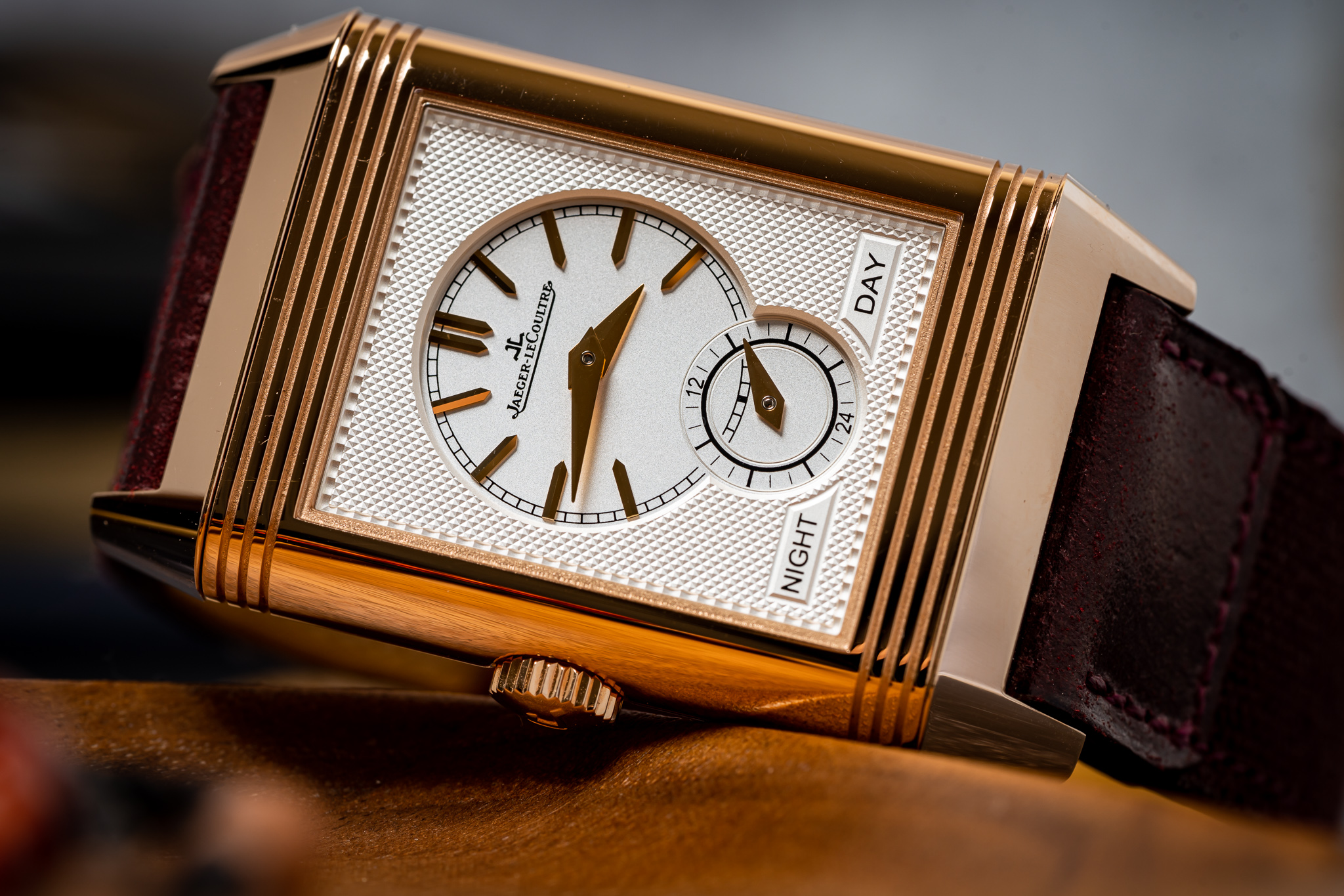 Jaeger-LeCoultre Reverso Tribute Duoface Fagliano Hands-On