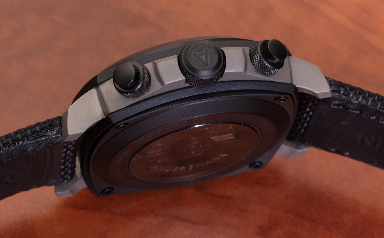 Обзор часов: Andersmann Chronograph DLC