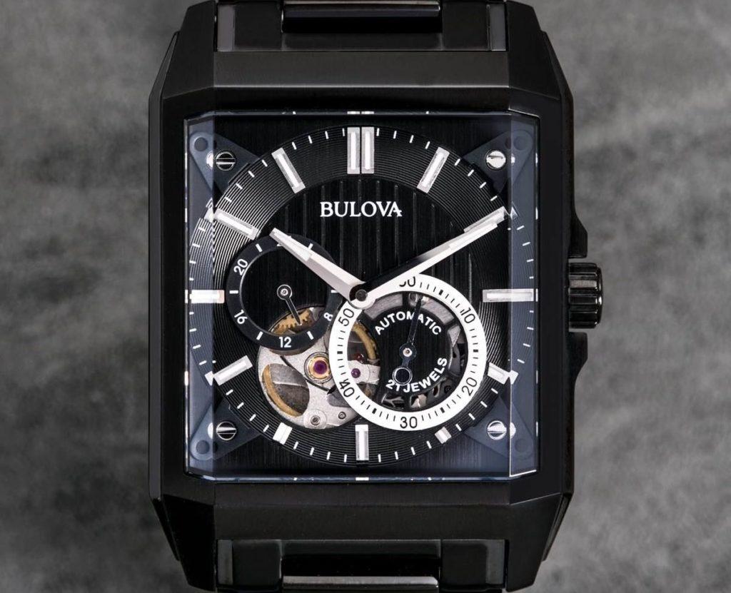 Топ-5 недорогих часов с черным покрытием