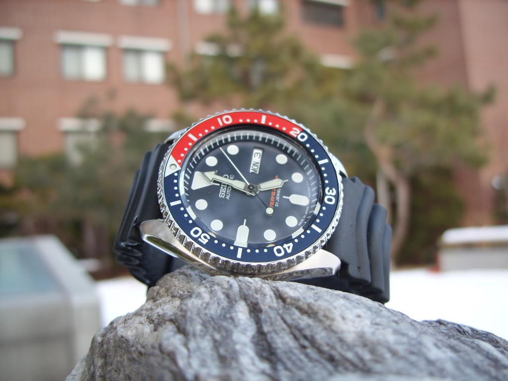 Топ-5 лучших альтернатив часам для дайвинга Seiko SKX007