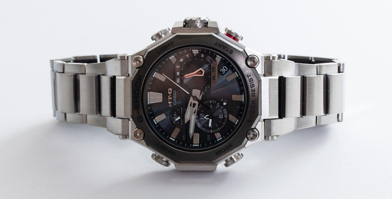 Практическая эксплуатация часов Casio G-Shock MT-G B2000