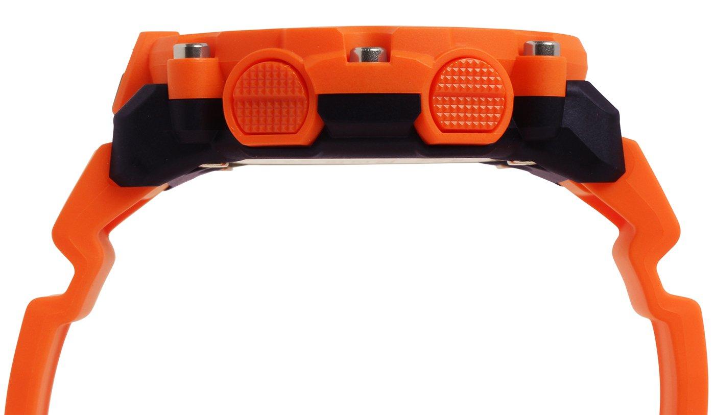 Casio представляет серию часов G-Shock GA2200