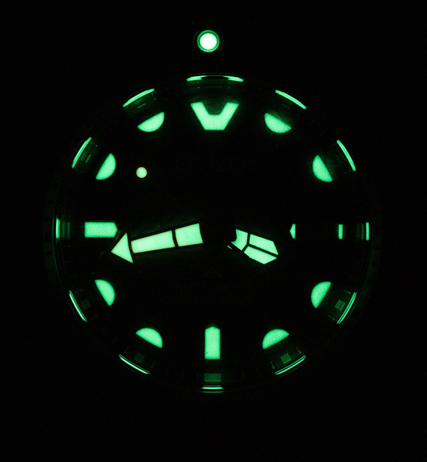 Обзор часов: Citizen Promaster Mechanical Diver 200M NB6004-08E