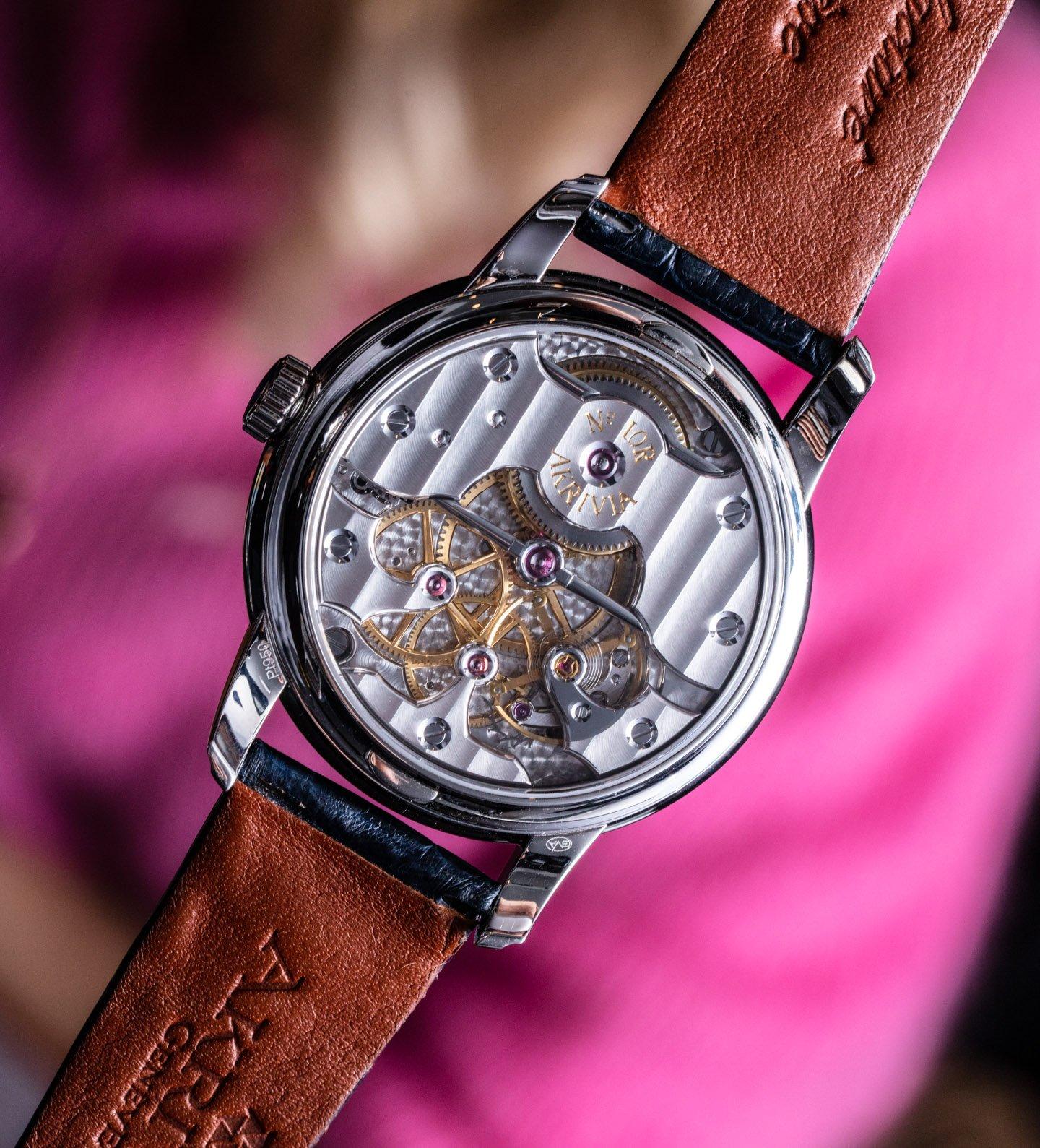 Обзор наручных часов: Rexhep Rexhepi Chronometre Contemporain
