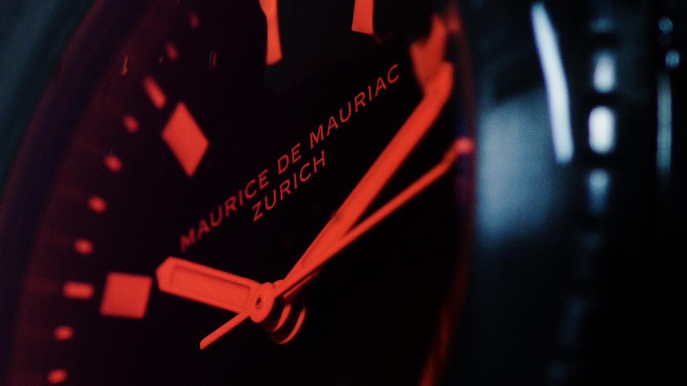 Maurice de Mauriac выпускает ограниченную серию часов L2 Red Sea Dive Watch