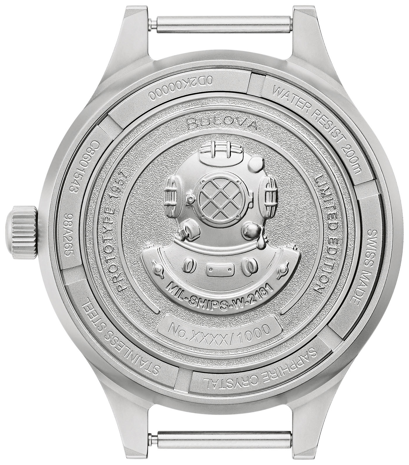 Bulova представляет дайверские часы Mil-Ships