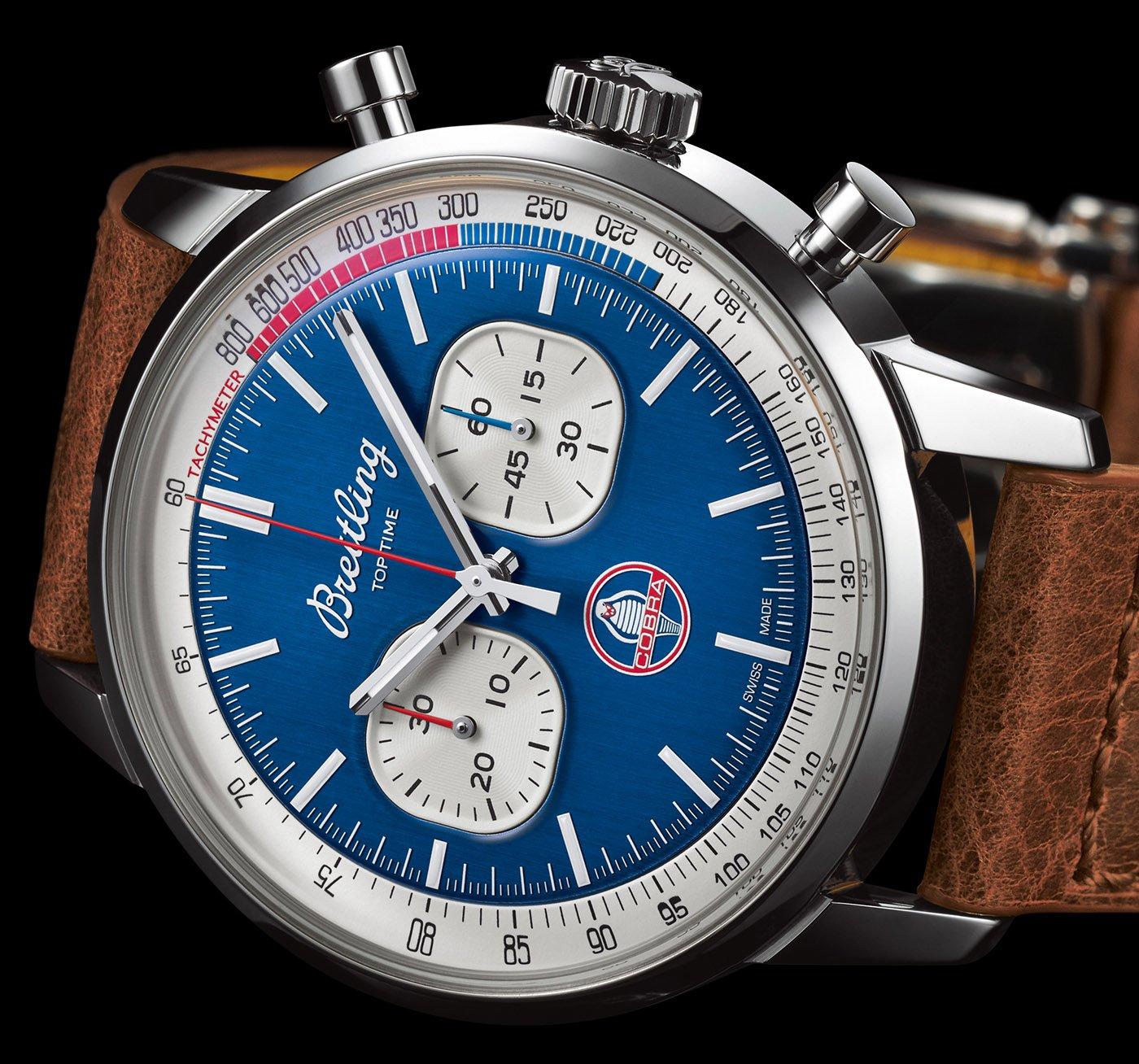 Breitling представляет коллекцию часов Top Time Classic Cars