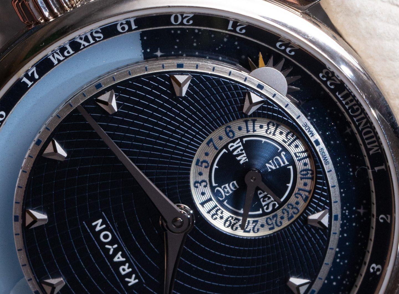 Обзор наручных часов: Krayon Anywhere