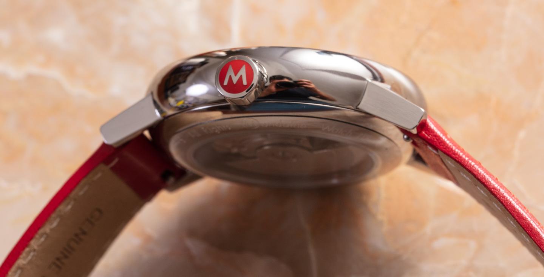 Практичные часы Mondaine Swiss Railways Evo2 с автоматическим приводом
