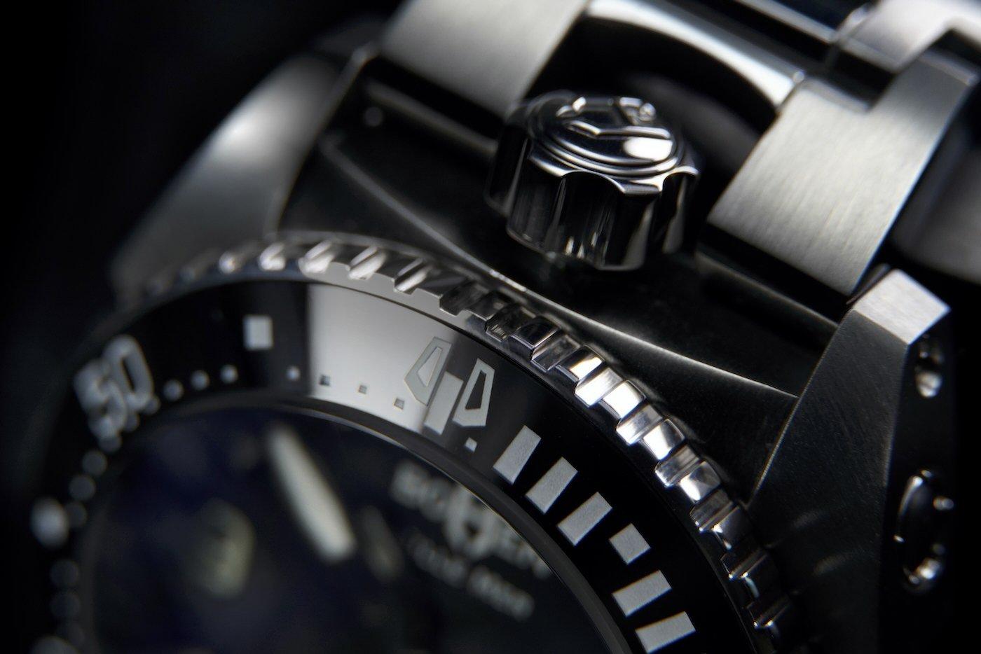 Bohen представляет элегантные часы для дайвинга Mille-Mer