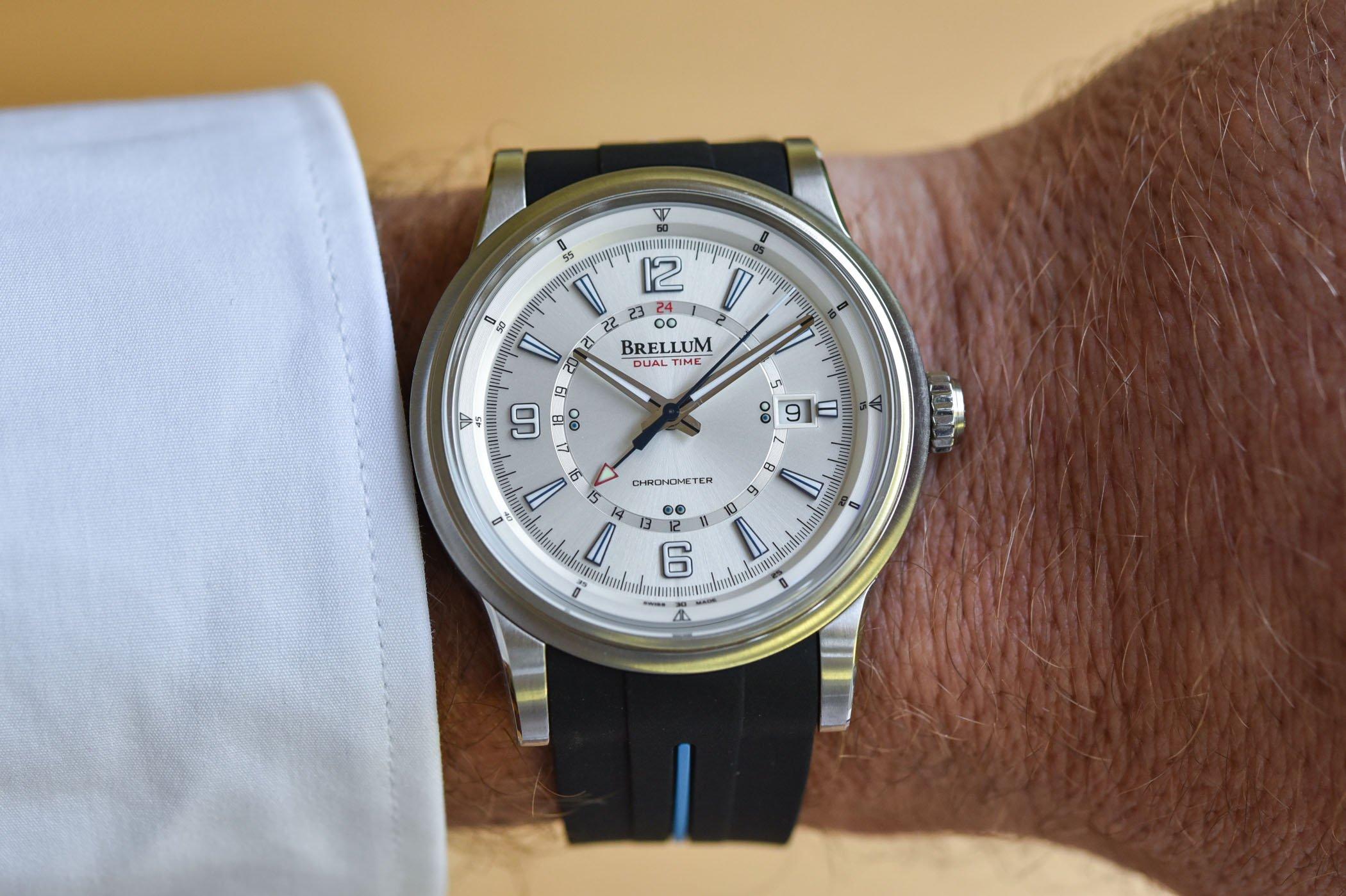 Brellum Wyvern GMT хронометр