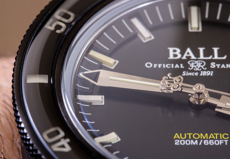 Обзор часов: Ball Engineer II Skindiver Heritage