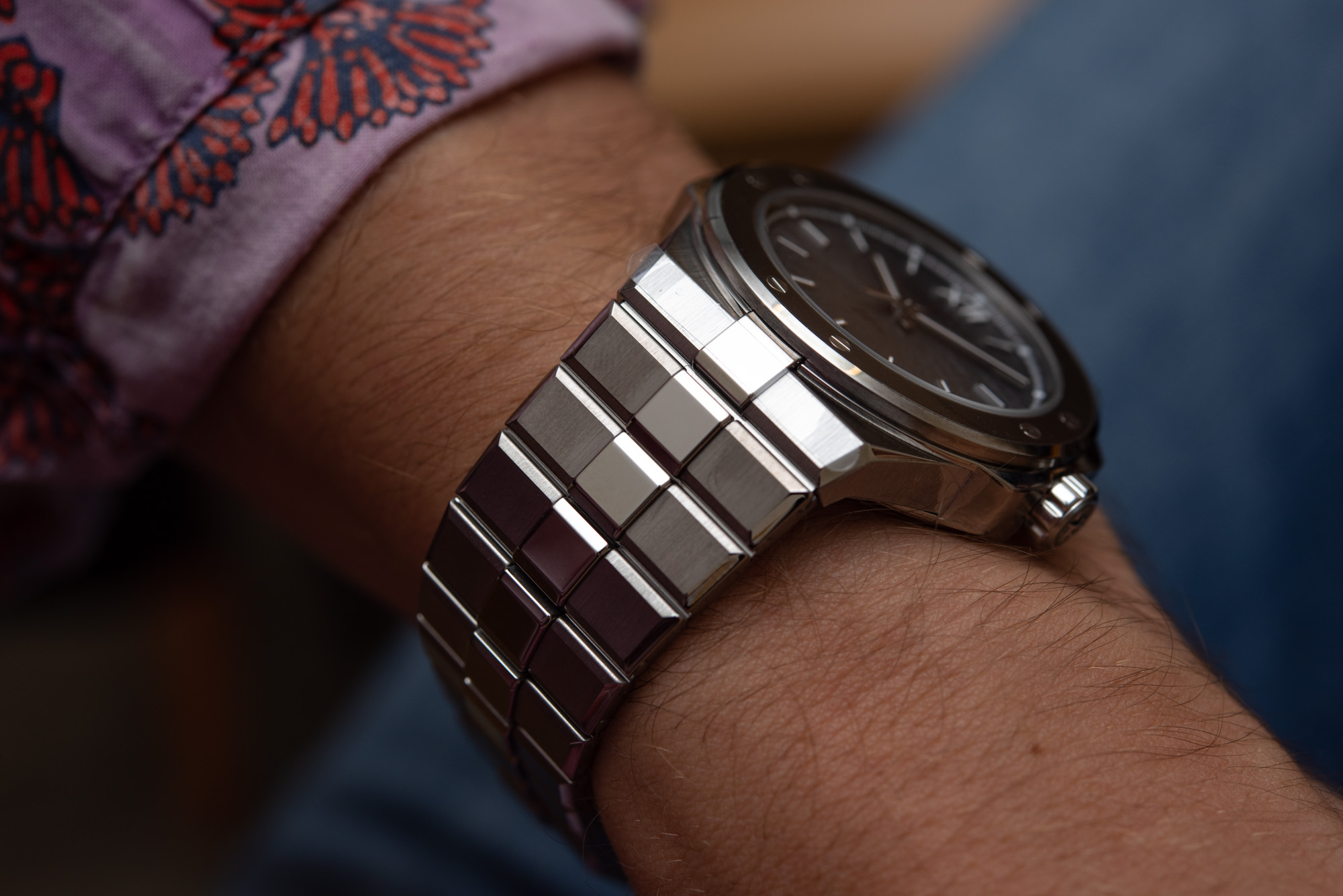 Высокочастотные часы в титановом корпусе Chopard Alpine Eagle Cadence 8HF