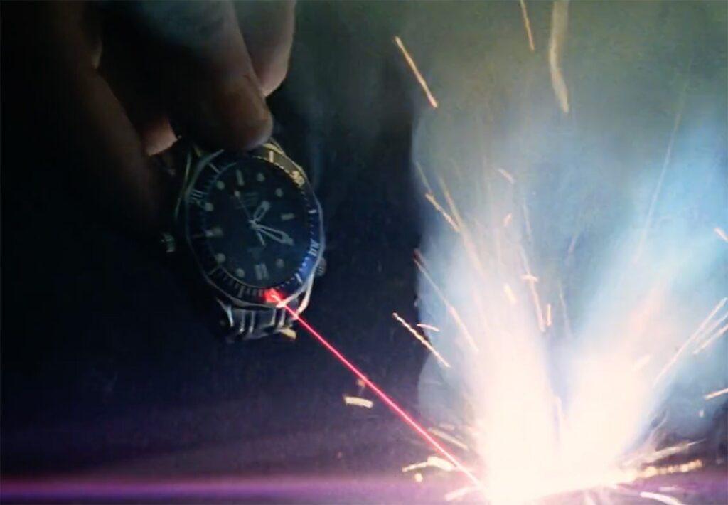Seamaster Ref. 2541.80 с режущим лазером