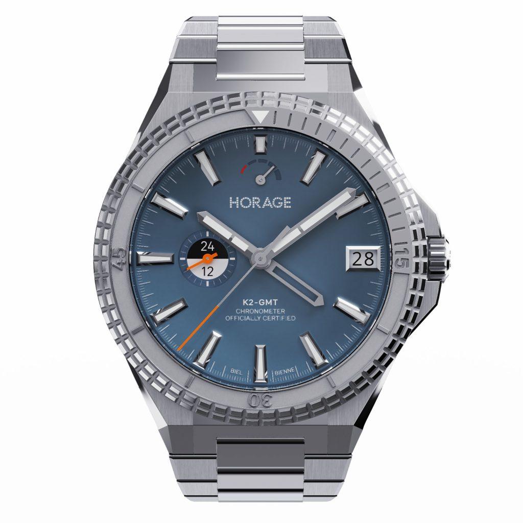 Представляем спортивные часы Horage Supersede GMT